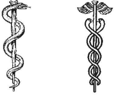 symboles médecine